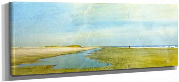 Galilee By William Trost Richards By William Trost Richards