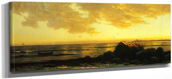Seascape 2 By Alfred Thompson Bricher