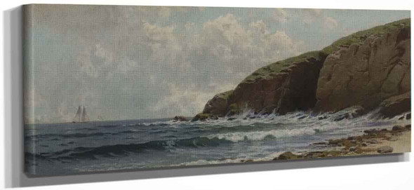 Seascape 6 By Alfred Thompson Bricher