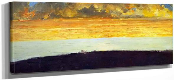Sunrise By Tom Roberts