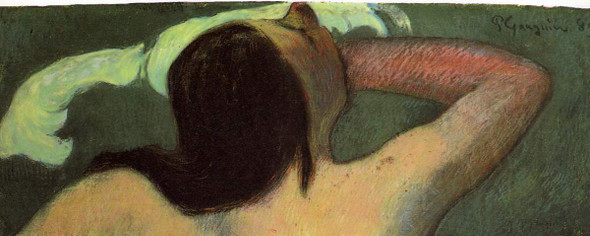 Woman In The Waves (Also Known As Ondine Ii) By Paul Gauguin