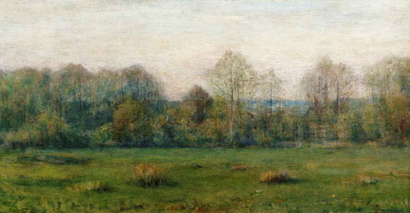 A Spring Morning By Dwight W. Tryon