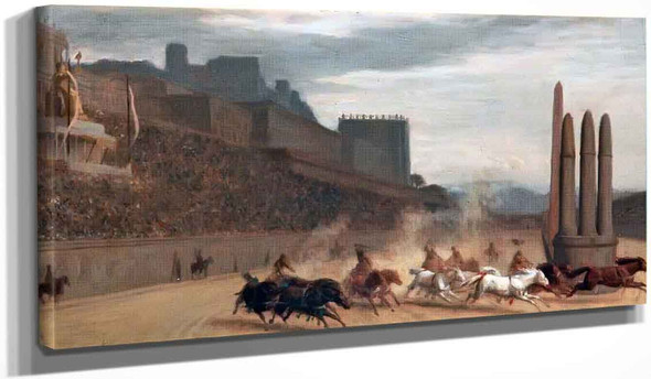 Circus Maximus 2 By Jean Leon Gerome
