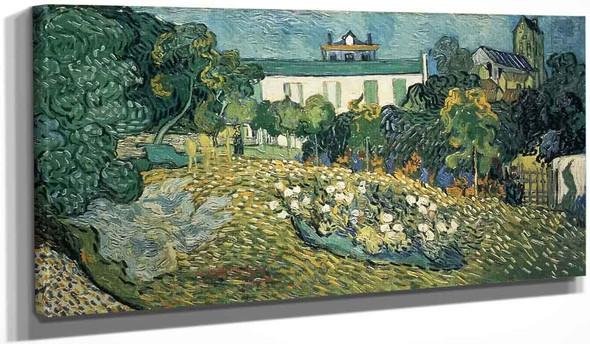 Daubigny's Garden1 By Vincent Van Gogh