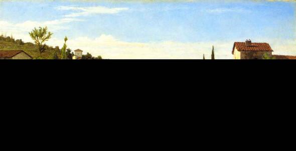 Feisole By Elihu Vedder
