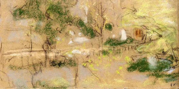 La Place Vintimille, Paris By Edouard Vuillard