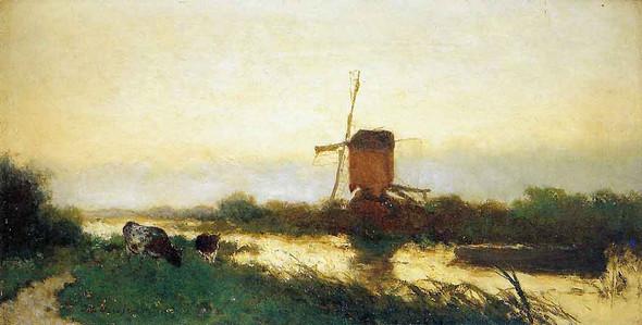 Landscape At Noorden By Johan Hendrik Weissenbruch