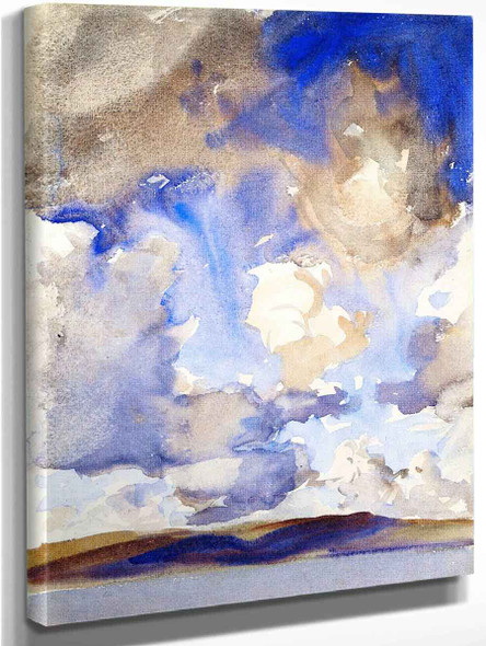 Clouds By John Singer Sargent Art Reproduction