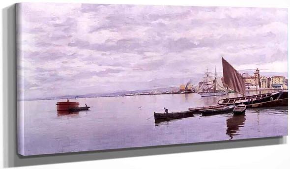 Puerto De Santander By Juan Martinez Abades