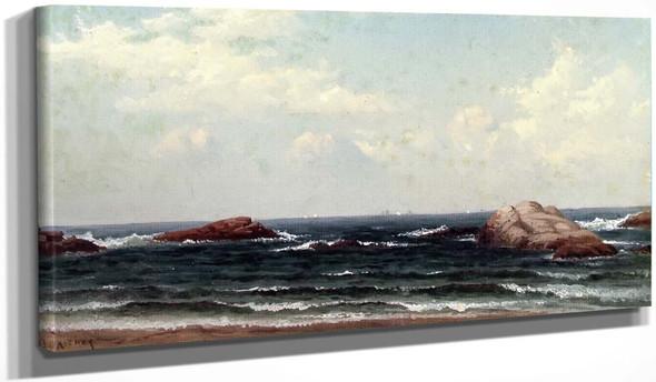 Seascape, Newport, Rhode Island By Alfred Thompson Bricher