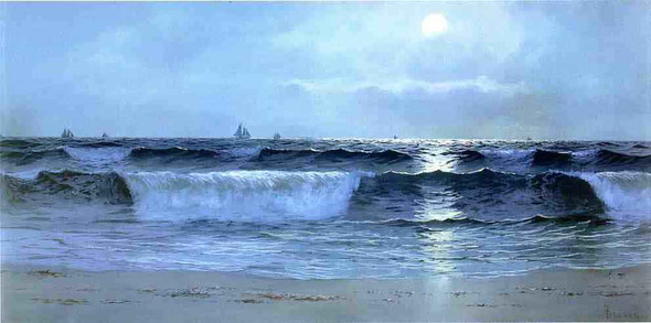 Seascape 7 By Alfred Thompson Bricher