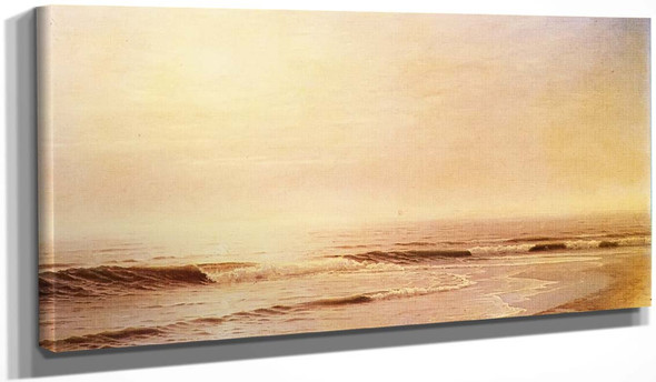 The South Atlantic By William Trost Richards By William Trost Richards