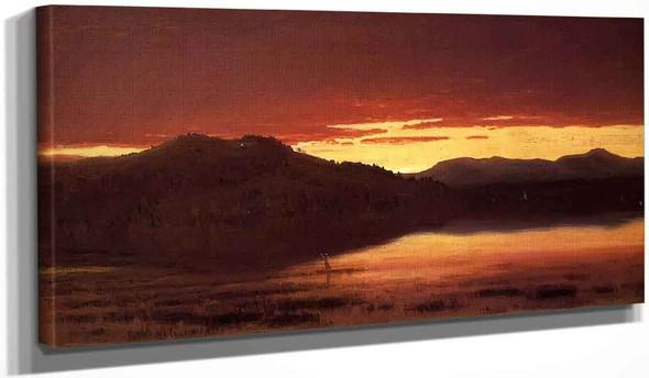 Twilight 2 By Sanford Robinson Gifford