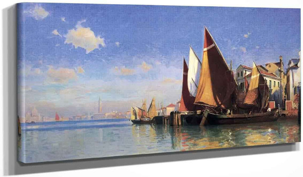 Venice I By William Stanley Haseltine