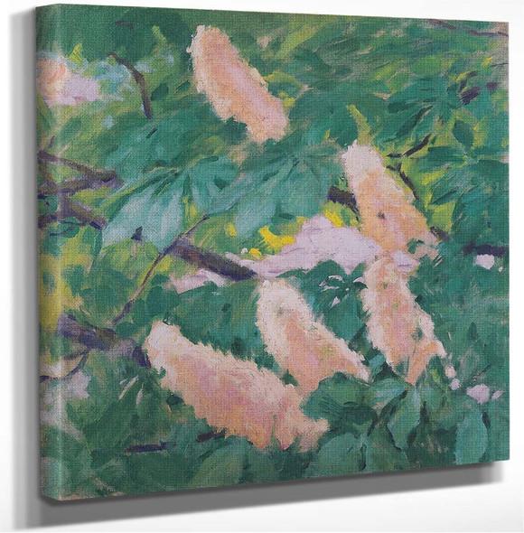 Chestnut Blossoms Koloman Moser