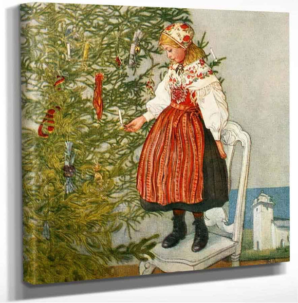 Christmas Tree Confetti Carl Larssonv