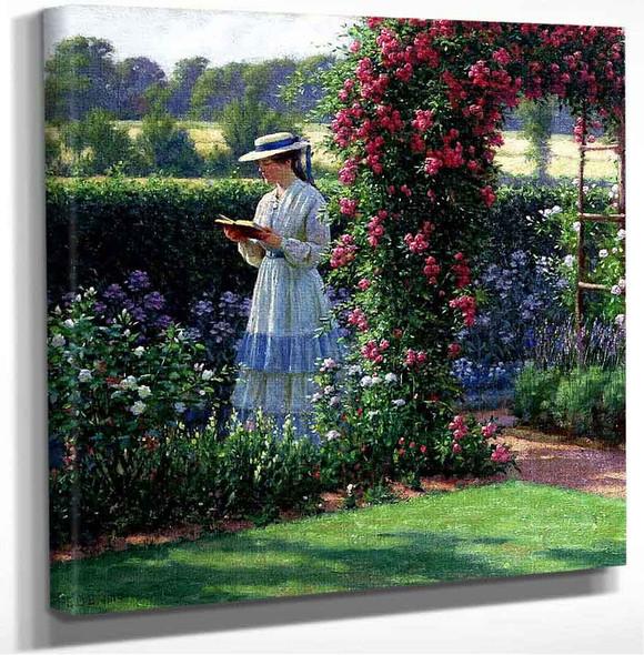 Sweet Solitude Edmund Blair Leighton