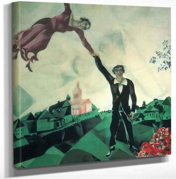 The Walk Marc Chagall