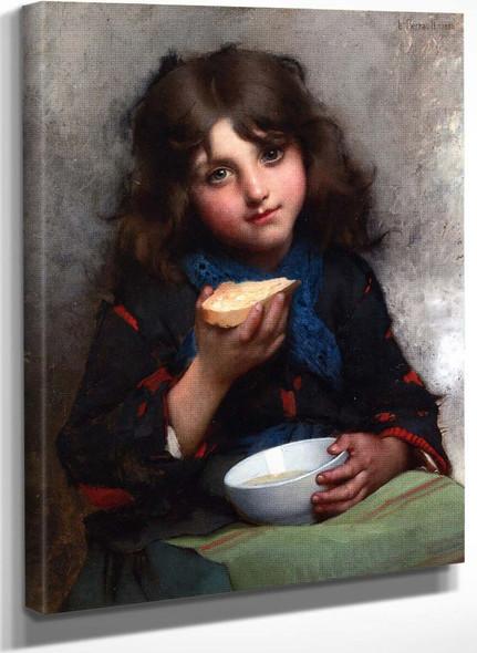 Afternoon Tea By Leon Jean Basile Perrault