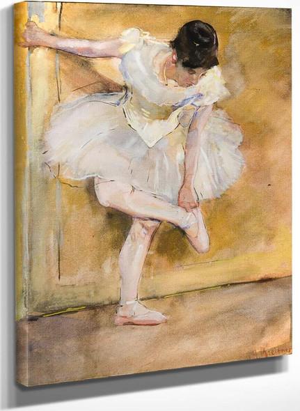Ballerina By George Hendrik Breitner