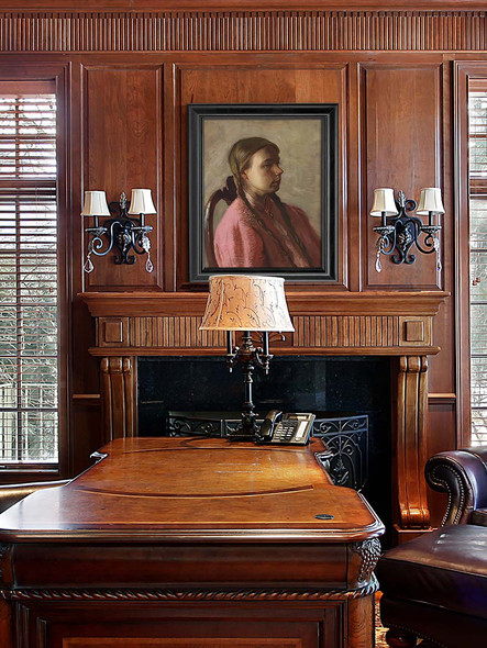Betty Reynolds By Thomas Eakins