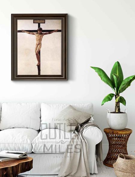 Crucifix By Michelangelo Buonarroti By Michelangelo Buonarroti