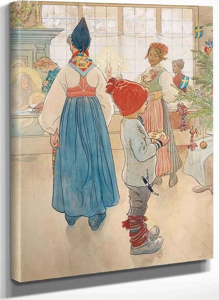 Christmas Eve 1 By Carl Larssonv