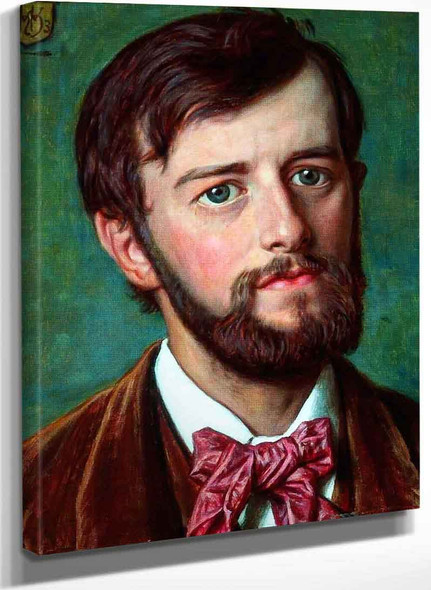 Harold Rathbone (1858 1929) By William Holman Hunt
