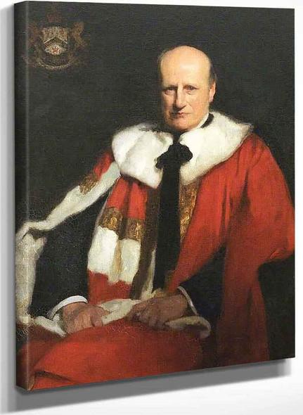 Horace (1833–1908) Lord Davey Lord Of Appeal By Solomon Joseph Solomon
