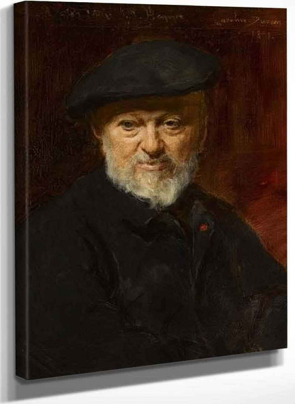 Jean Jacques Henner By Charles Auguste Emile Durand