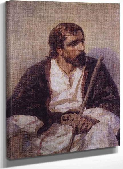 Jesus Christ By Vasily Polenov