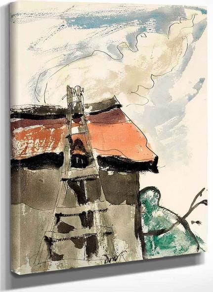 Ladder By Arthur Garfield Dove