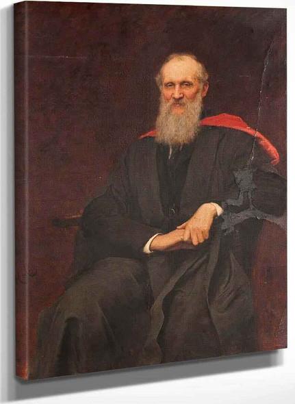 Lord Kelvin By Hubert Von Herkomer