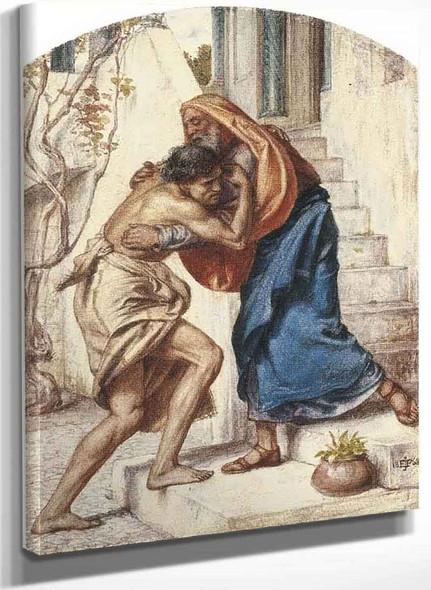 Mercy The Prodigal Son By Sir Edward John Poynter