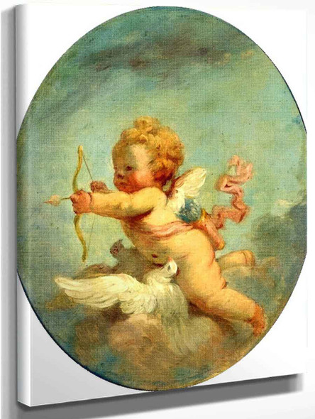 Day By Jean Honore Fragonard