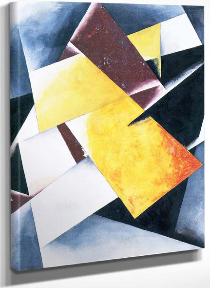 Painterly Architectonic By Liubov Popova