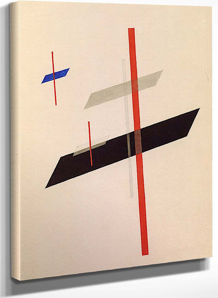 Planes Cutting Planes By Laszlo Moholy Nagy