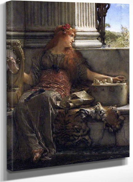 Poetry By Sir Lawrence Alma Tadema