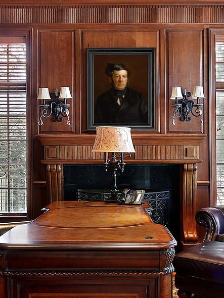 Portrait Of General George Cadwalader By Thomas Eakins