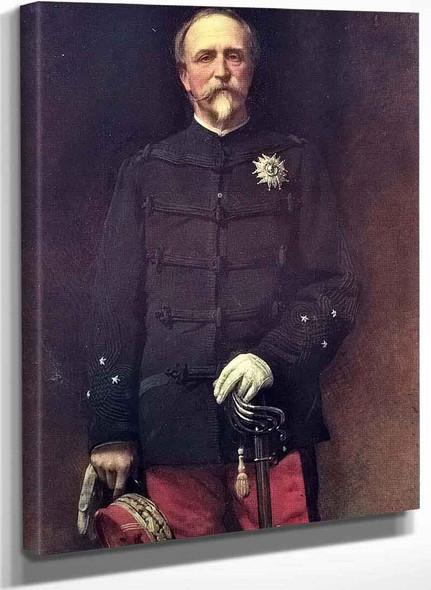 Portrait Of Henri Eugene Philippe Emmanuel D'orleans By Leon Joseph Florentin Bonnat