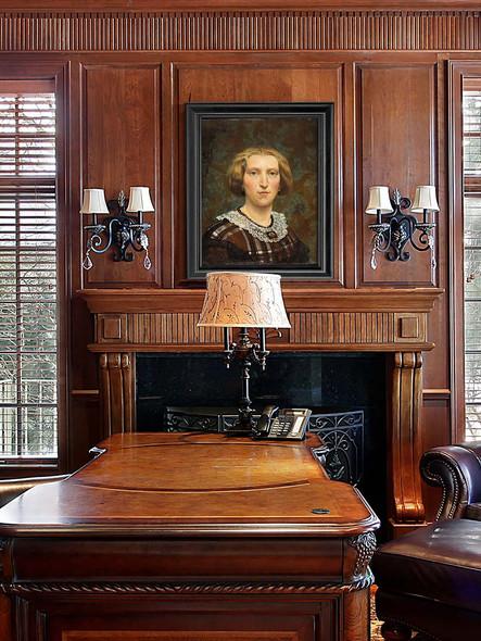 Portrait Of Sientje Tadema By Sir Lawrence Alma Tadema