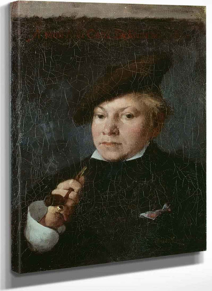 The Artist Carl Skanberg By Carl Larssonv