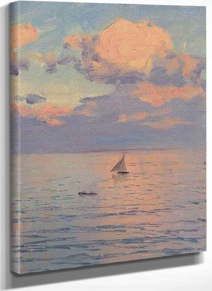 The Mediterranean By Nikolai Nikanorovich Dubovskoy