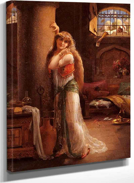 The Secret Message By Emile Vernon