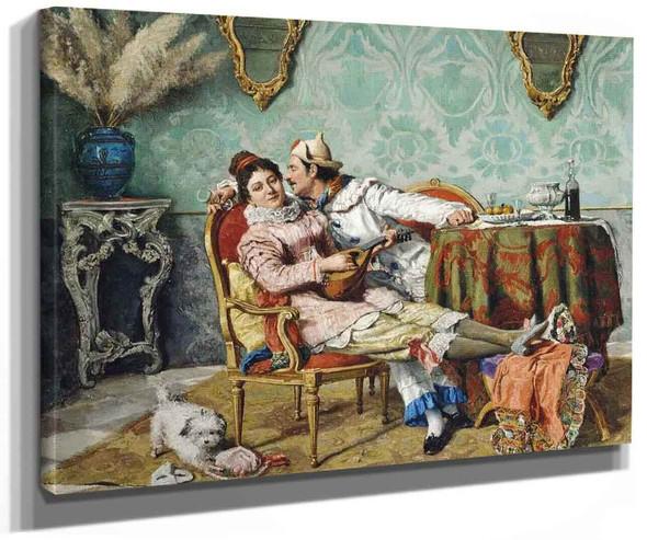 A Musical Interlude. By Cesare Augusto Detti