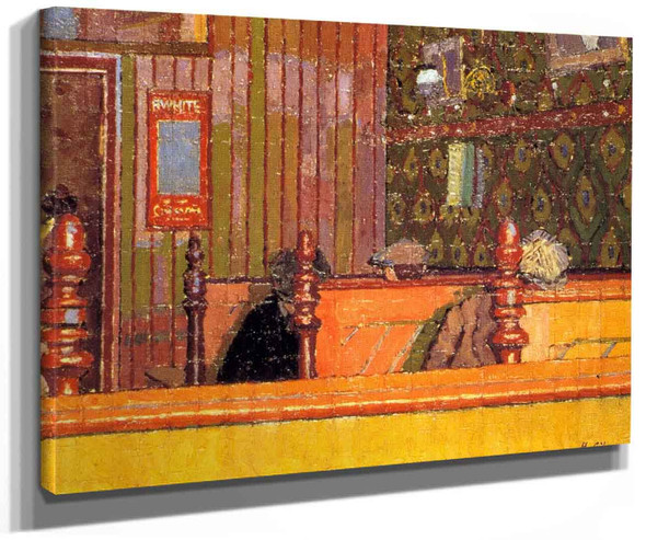 An Eating House By Harold Gilman