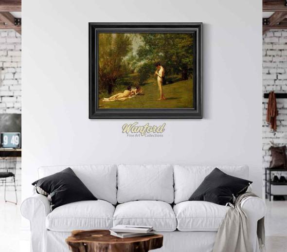 Arcadia By Thomas Eakins