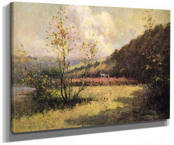 Kentucky River Valley By Paul Sawyier