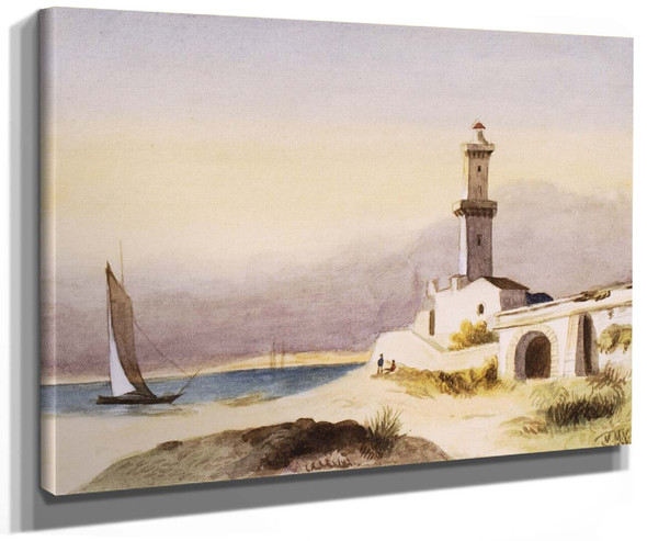 Landscape 1 By Mary Vaux Walcott