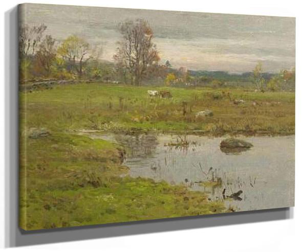 Landscape By John Joseph Enneking